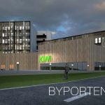 Byporten Sør
